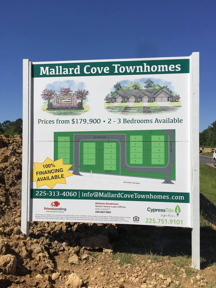 Mallard Cove Townhomes
